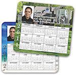 Double Sided Calendar Magnets